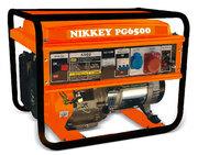 Генератор ( миниэлектростанция ) NIKKEY PG5500