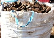 Топливные брикеты Pini Kay . Фасовка БИГ БЭГ (навалом). Производство.