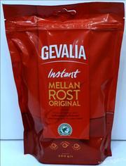Кофе Gevalia Mellan ROST original растворимый 200 гр = 5.5уе. из Финля