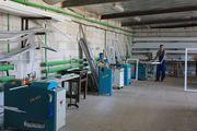 Станки и промышленное оборудование  для изготовления окон и дверей ПВХ