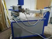 Станок для обработки криволинейной кромки стекла СКС-4