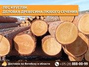 Деловая древесина любого сечения