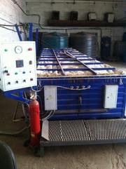 производство термомодифицированной древесины