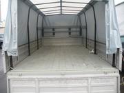 Борта. Платформа. Тент или кузова в сборе для ГАЗ с бесплатной доставк