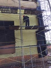 Утепление домов,  коттеджей,  балконов,  террас в Витебске