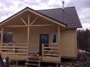 Строим каркасны и брусовые Дома и бани в Бешенковичах