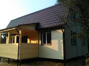 Деревянные Каркасные дома и Бани под ключ